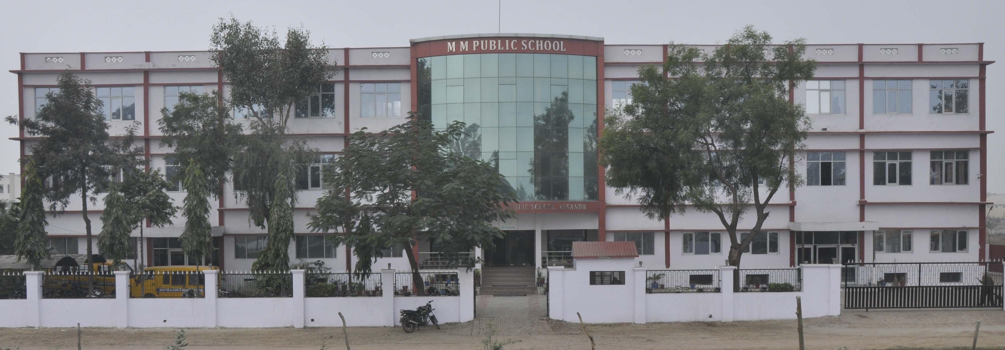 MAHARISHI MEINHIEN PUBLIC SCHOOL KARNAL ROAD ASSANDH DISTT KARNAL HARYANA 530502
