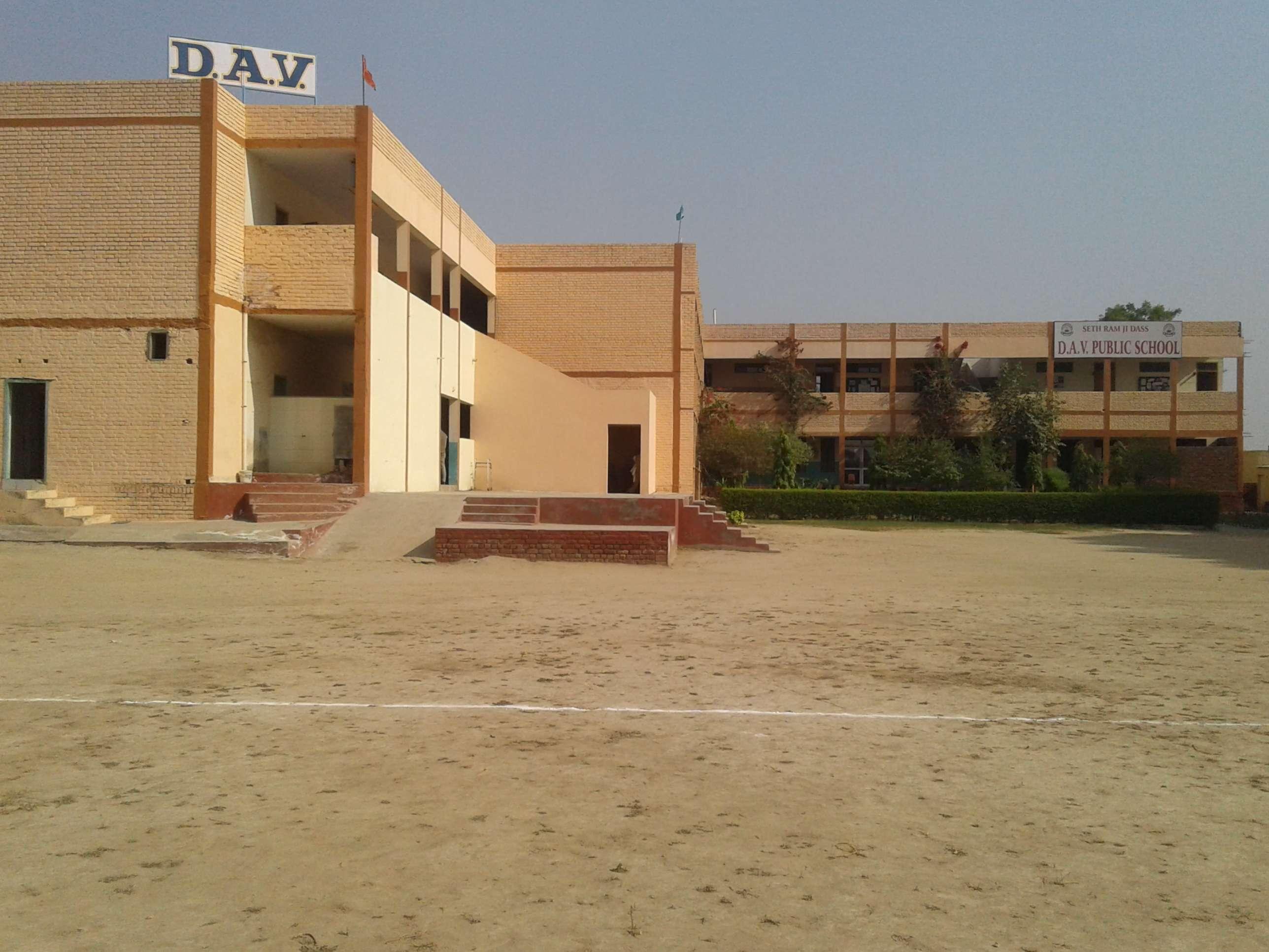 SETH RAMJI DASS DAV CENT PUB SCHOOL RANIA DISTT SIRSA HARYANA 530498