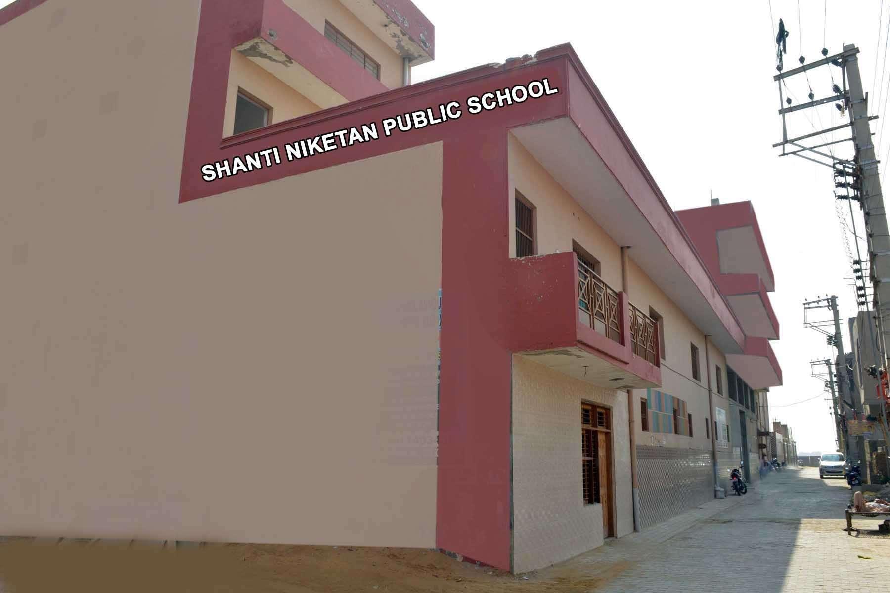 SHANTI NIKETAN PUBLIC SCHOOL TEK CHAND NAGAR GURGAON HARYANA 530527