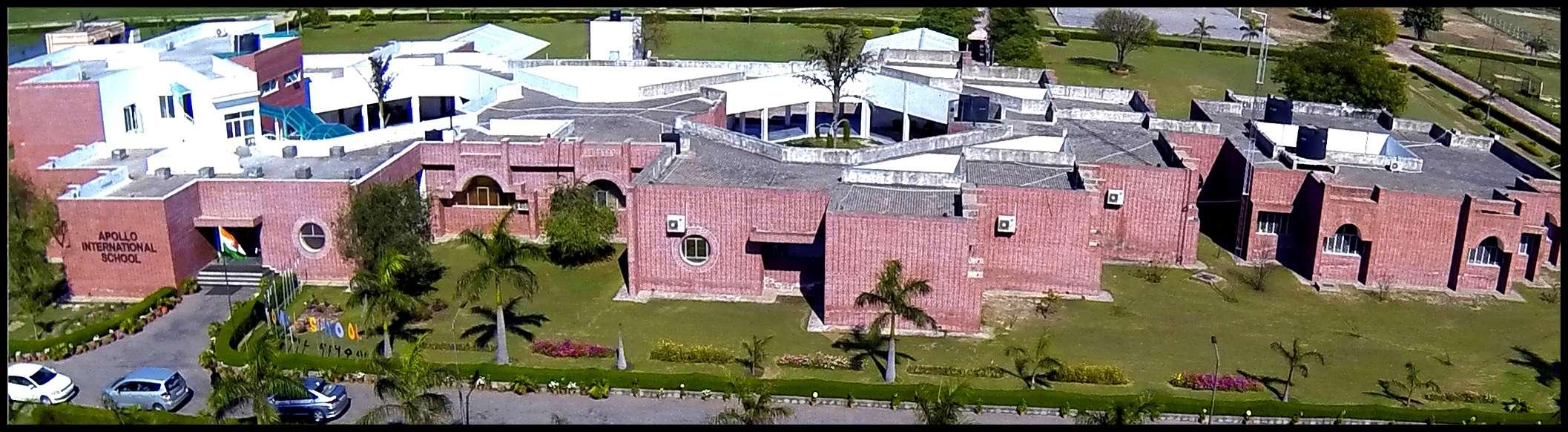 APOLLO INTERNATIONAL SCHOOL BARI G T KARNAL ROAD DISTT SONEPAT HARYANA 530528