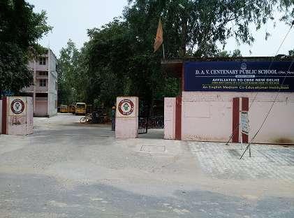 D A V CENTENARY PUBLIC SCHOOL BARARA AT VILL SAMBLE AMBALA HARYANA