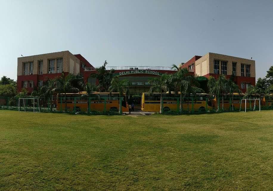 DELHI PUBLIC SCHOOL SECTOR 29 BLOCK B SUSHANT LOK PHASE I GURGAON HARYANA 530598