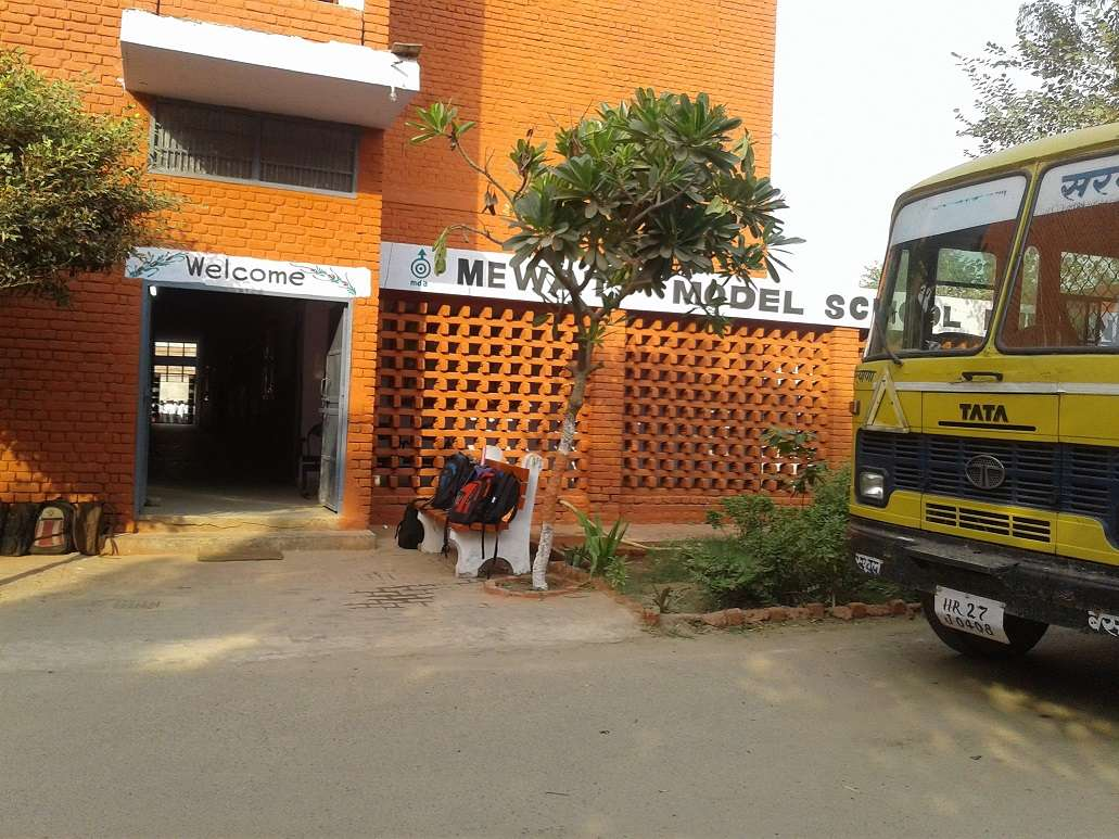 MEWAT MODEL SCHOOL BISRU ROAD PUNHANA 530602