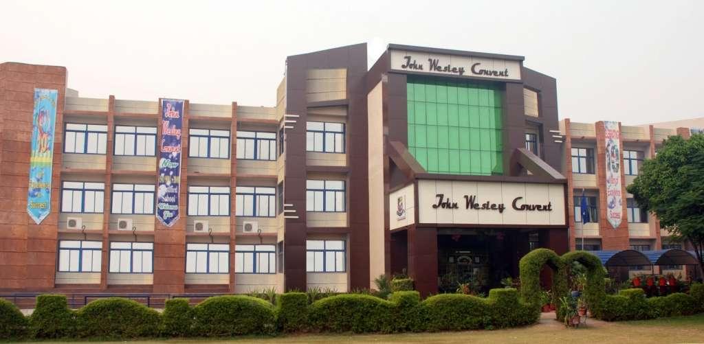 JOHN WESLEY CONVENT SCHOOL GOHANA ROAD 530616