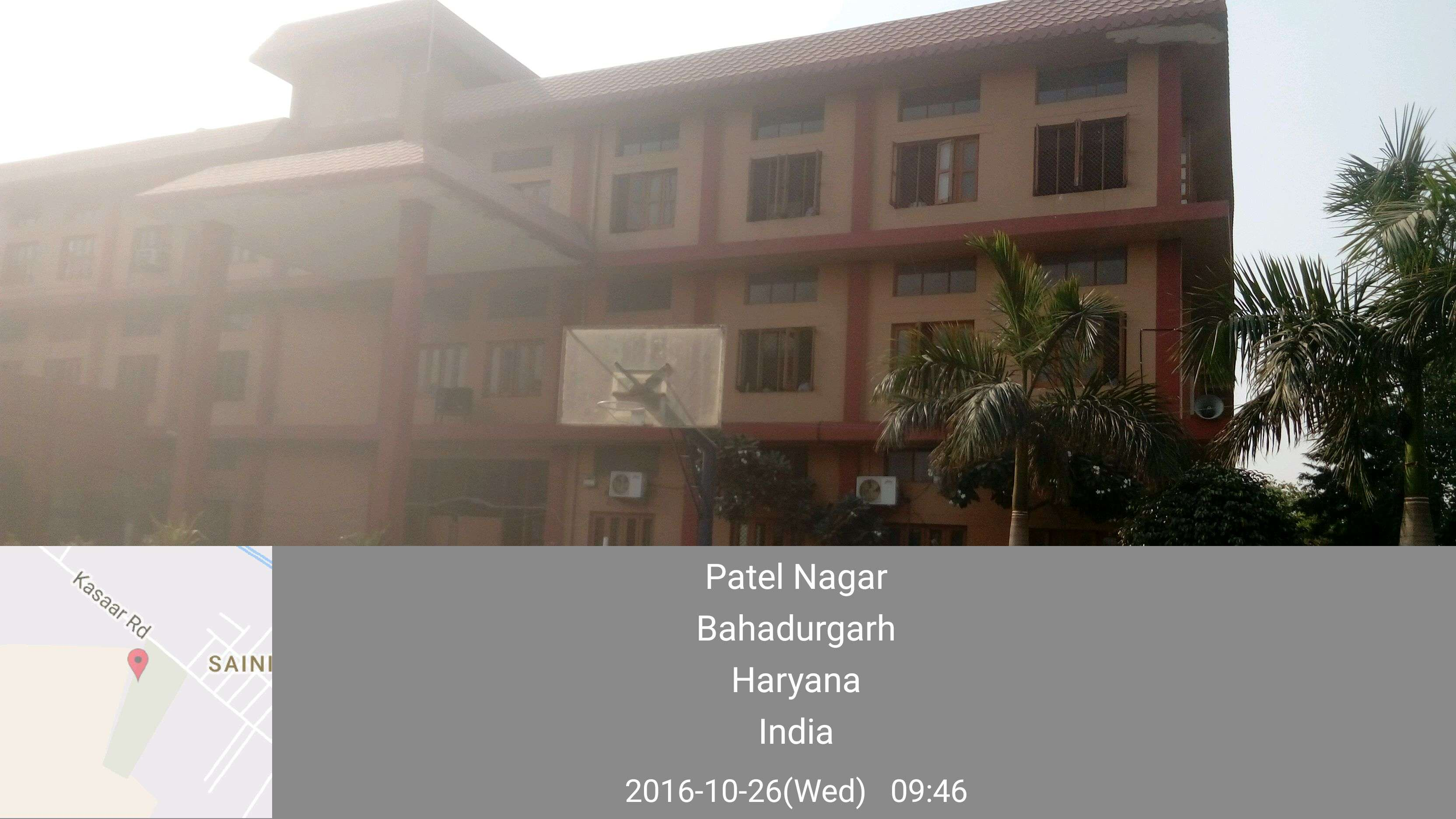 B S M HIGH SCHOOL SANIK NAGAR NEAR SECTOR VI BAHADURGARH JHAJJAR 530623
