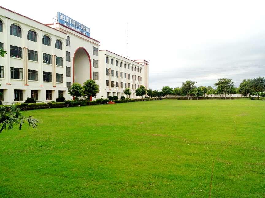 Delhi Public School Bahadurgarh 7 KM Stone Bahadurgarh Jhajjar Road Bahadurgarh 530638