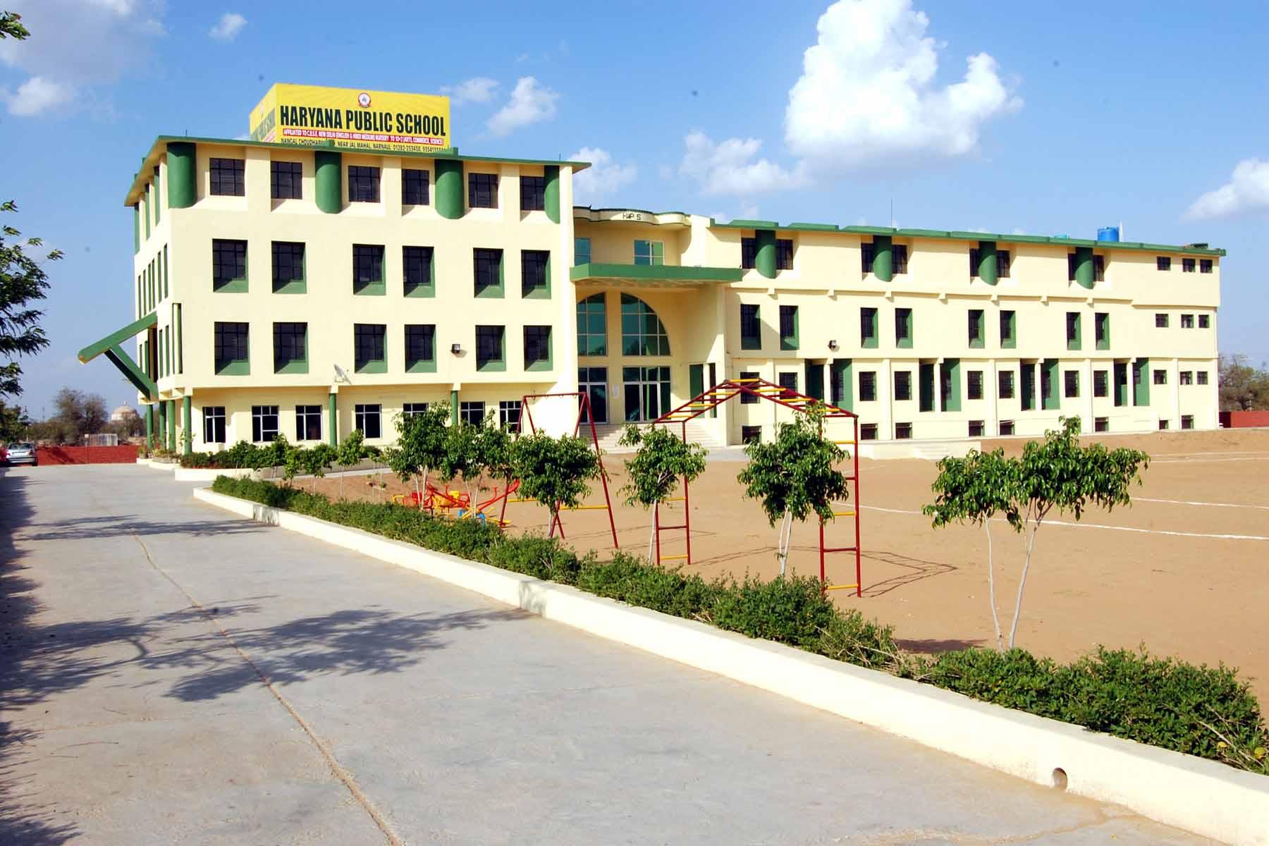HARYANA PUBLIC SCHOOL NANGAL CHOUDHARY ROAD 530646