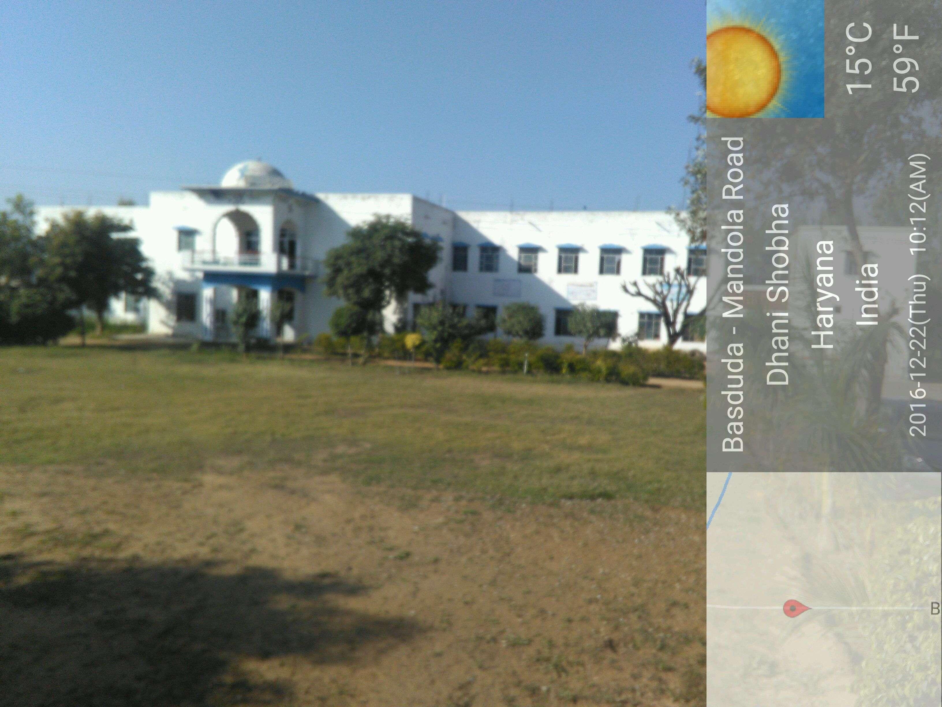 AASTHA PUBLIC SCHOOL Village and P O Basduda 530715