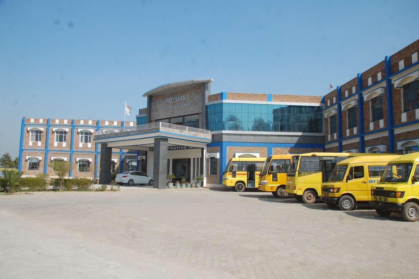 sky lark international school jind road barwala 530757