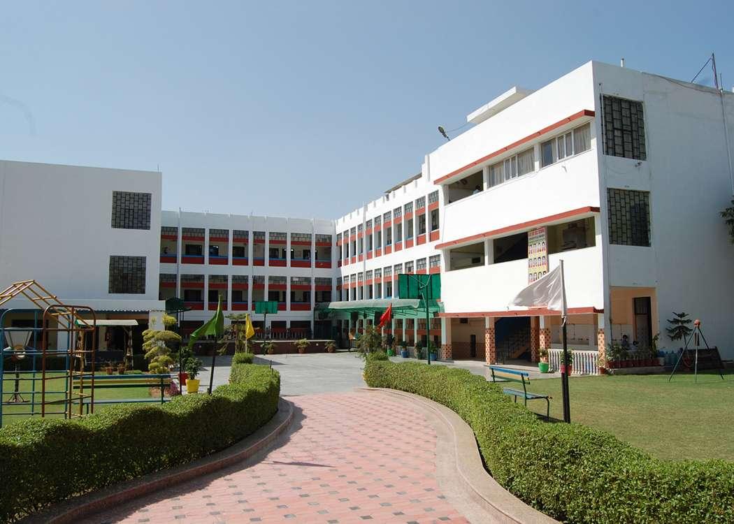 A D Senior Secondary School B 210 Dabua Colony NUT Faridabad 530816