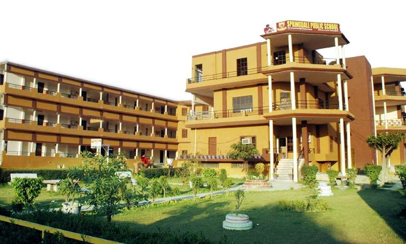 springdale public school near aman hospital KURUKESHTRA Ismailabad Pehowa 530814