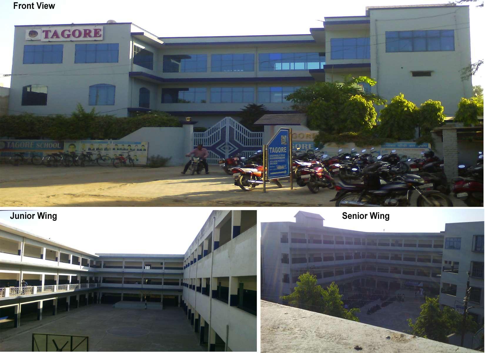 Tagore sr sec school Majra khurd mahendergarh 530826