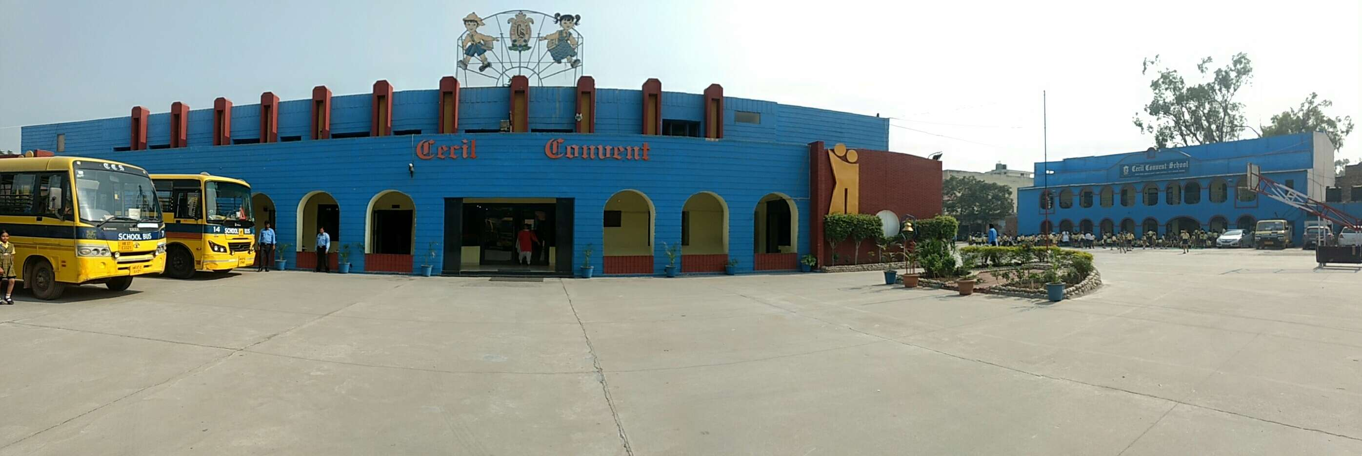 Cecil Convent School 27 Staff Road Ambala Cantt 530850