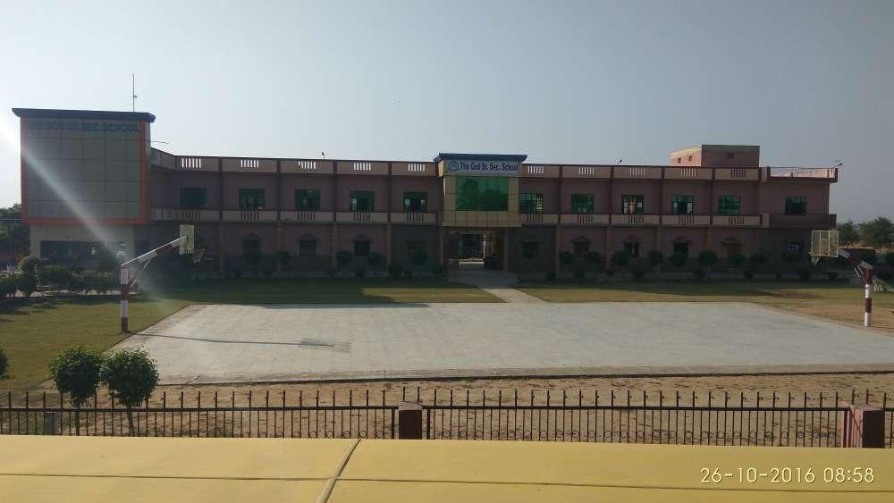 the god institution of education senior secondary school hussainka at chillarki gurgaon haryana village hussainka post office sherpur distt gurgaon 530856