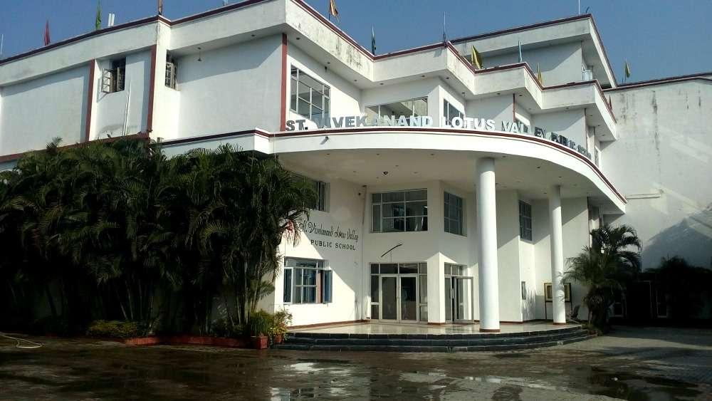 St Vivekanand Lotus Valley Public School Adj Sec 18 HUDA Jagadhri Distt Yamuna Nagar 530884