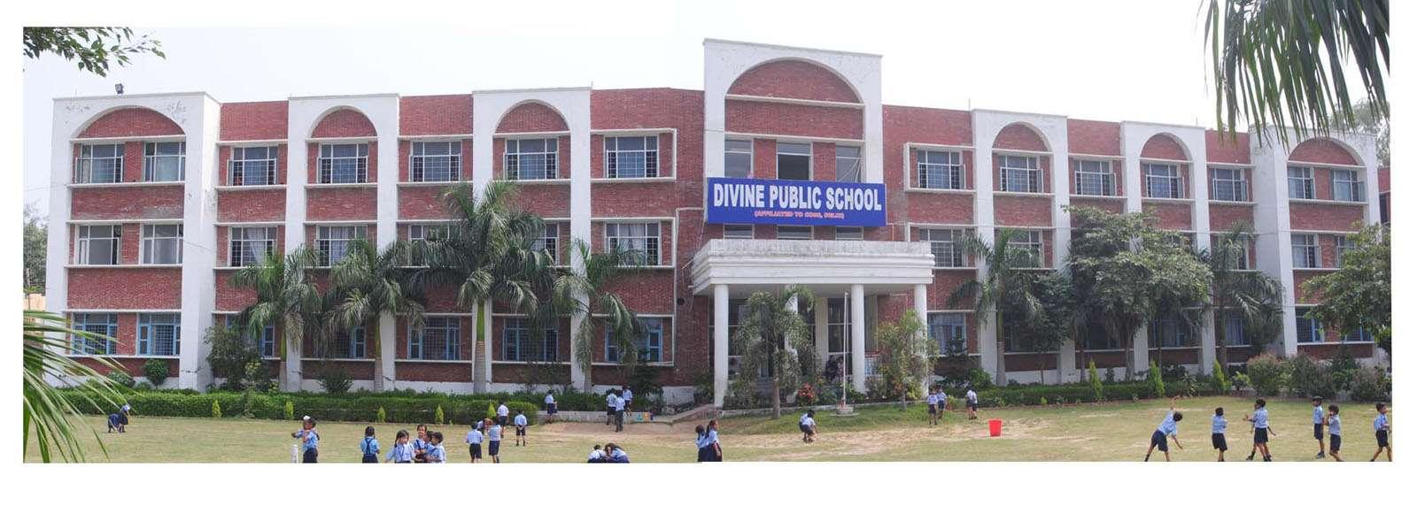 DIVINE PUBLIC SCHOOL LADWA ROAD SHAHBAD M 530937