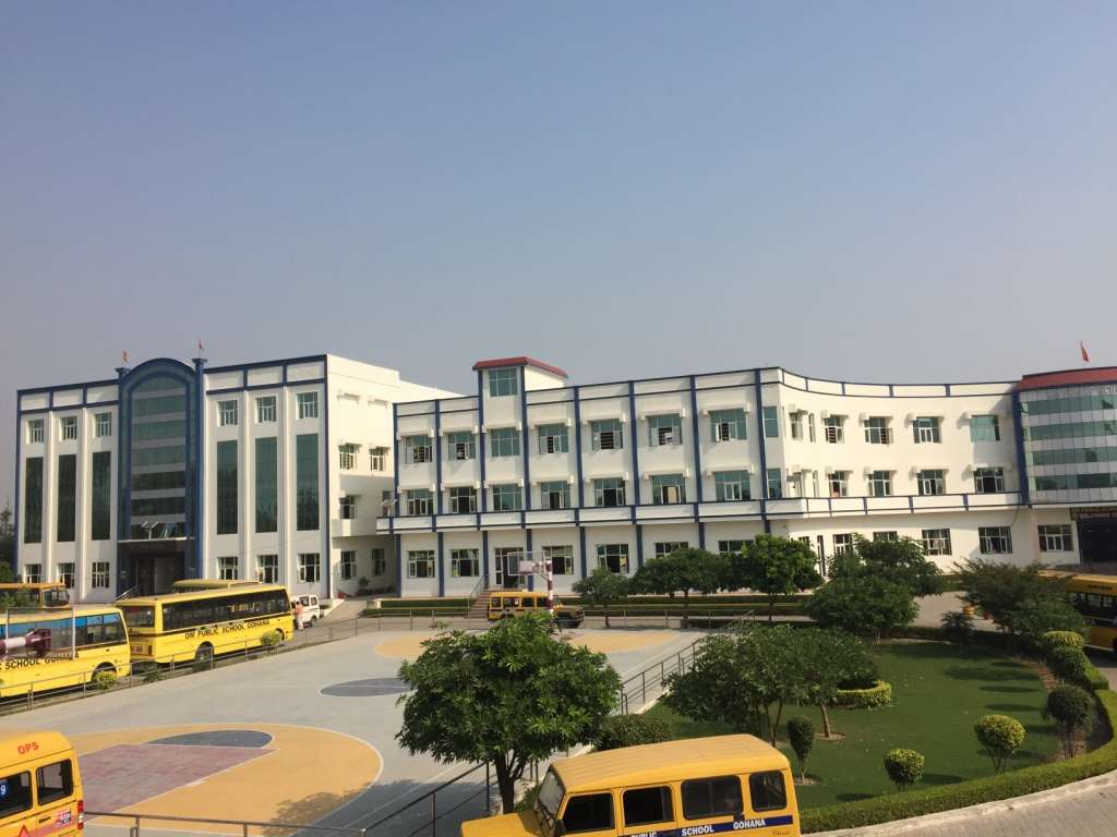OM Public School Jind Road Gohana 530950