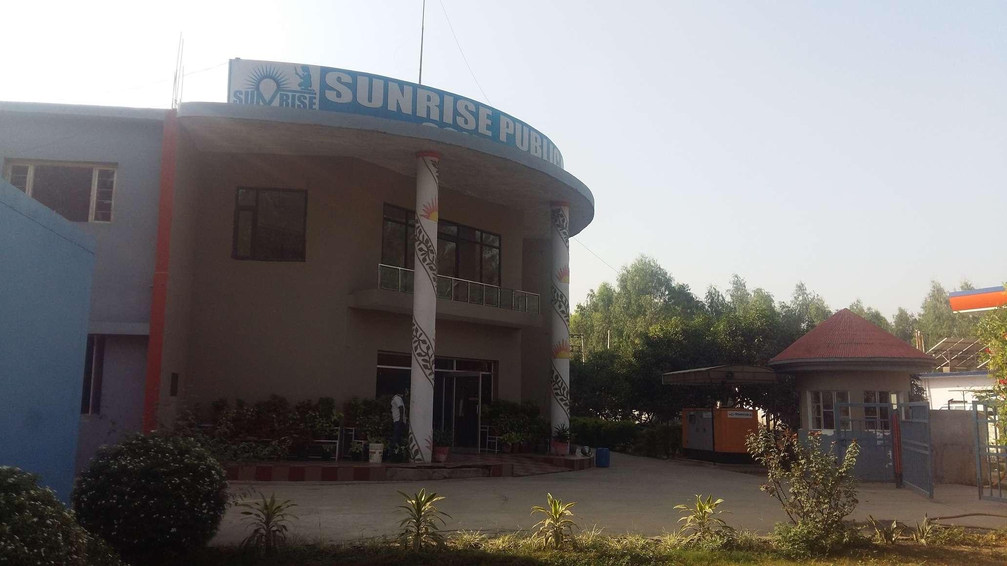 Sunrise Public School V P O Banaundi Teh Naraingarh 530970