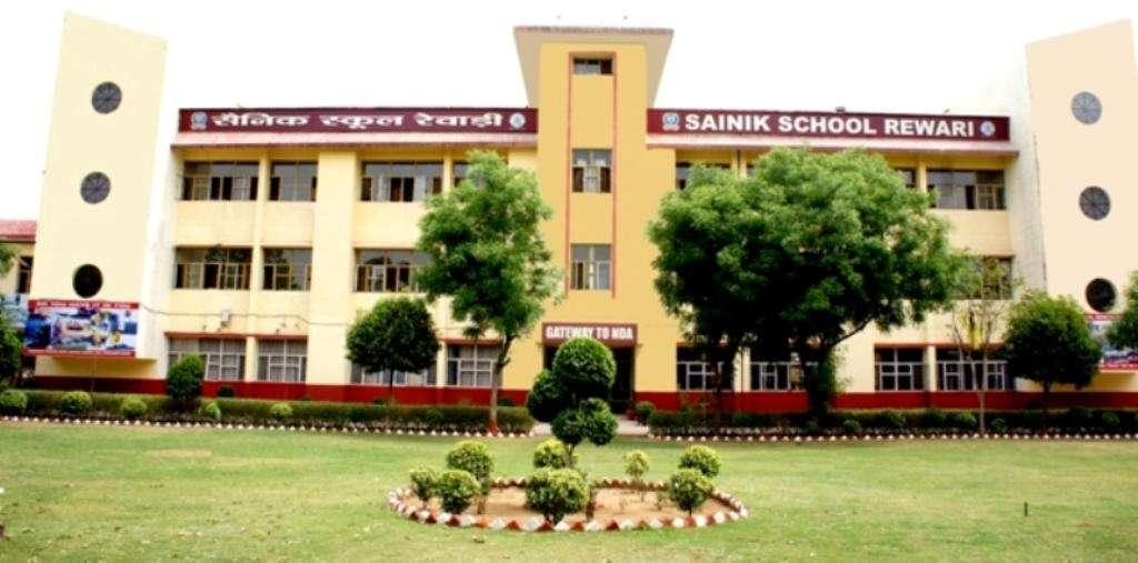 SAINIK SCHOOL REWARI SECTOR 4 REWARI REWARI 531000