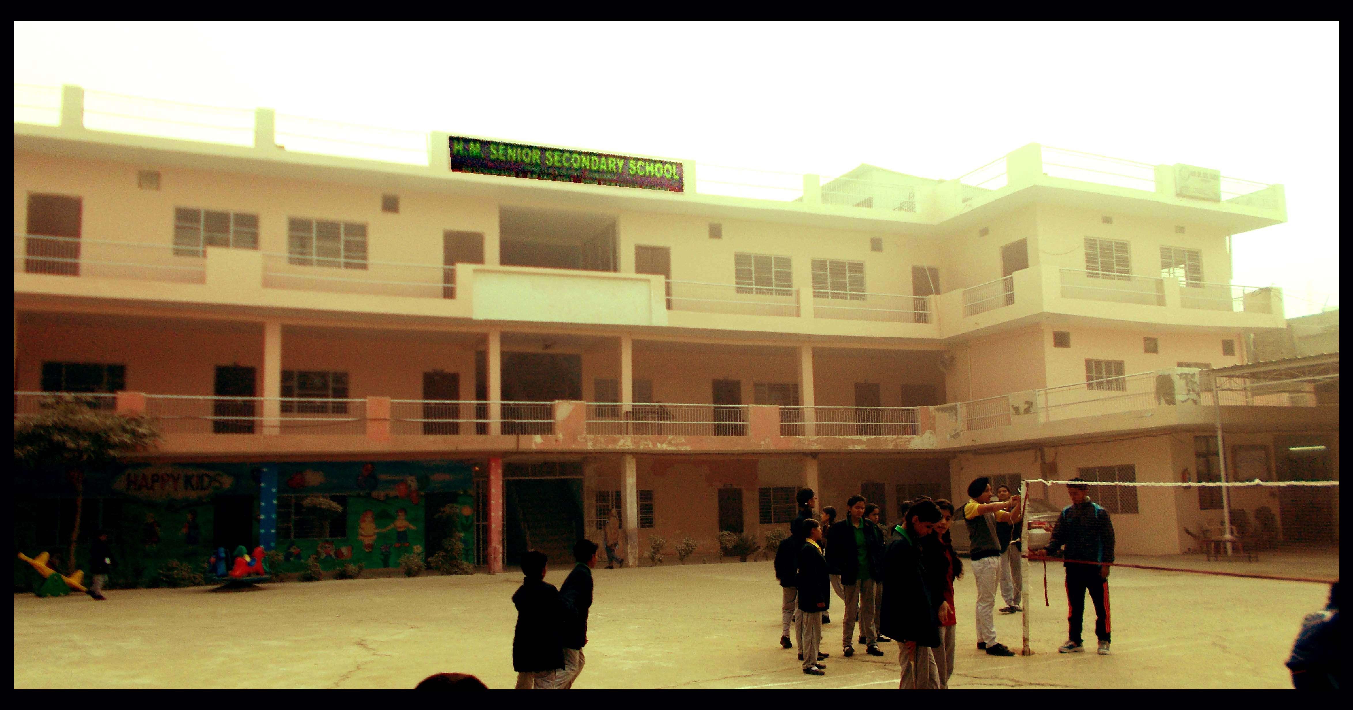 H M SR SEC SCHOOL SHEETLA COLONY 531025