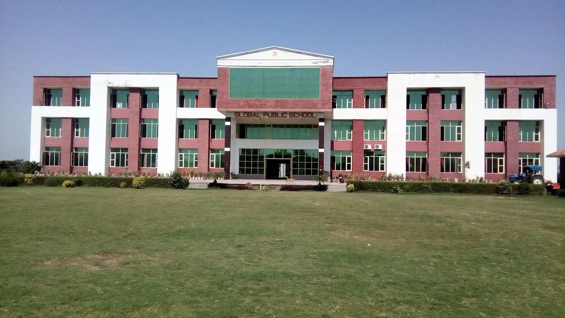 GLOBAL PUBLIC SCHOOL 6th MILE STONE KHANPUR KALAN ROAD GOHANA 531004