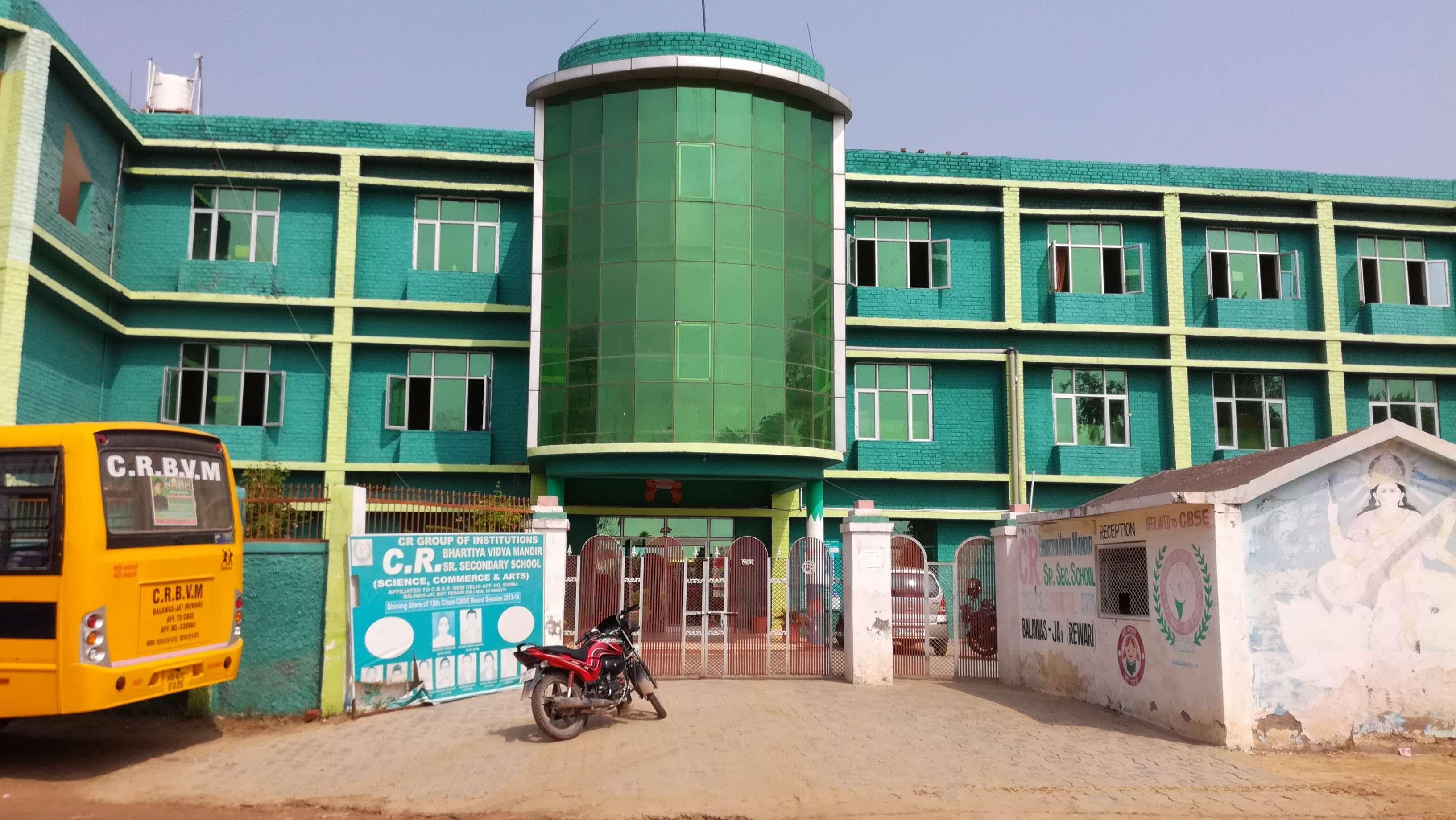 C R Bhartiya Vidya Mandir Sr Sec School Vill Balawas Jat P O Dharan Teh Bawal Distt Rewari Haryana 530964