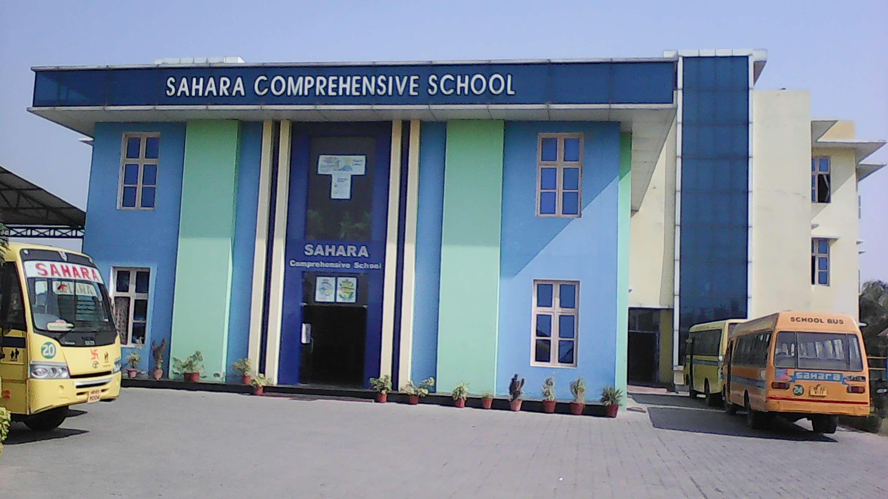 SAHARA COMPREHENSIVE SCHOOL KHERI RAM NAGAR AMIN ROAD KURUKSHETRA 531079