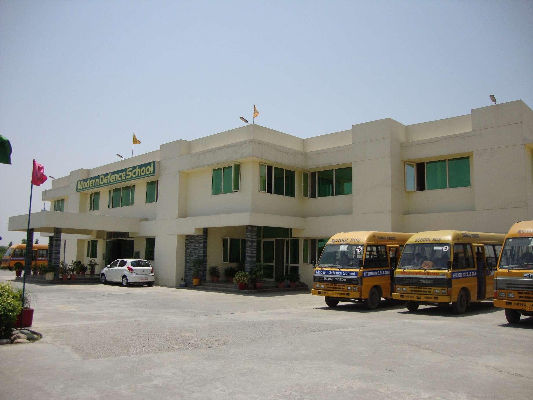 MODERN DEFENCE SCHOOL HISSAR HARYANA 531127