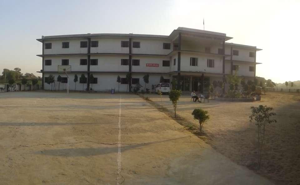 SHRI BALAJI INTERNATIONAL SCHOOL REWARI HARYANA 531265
