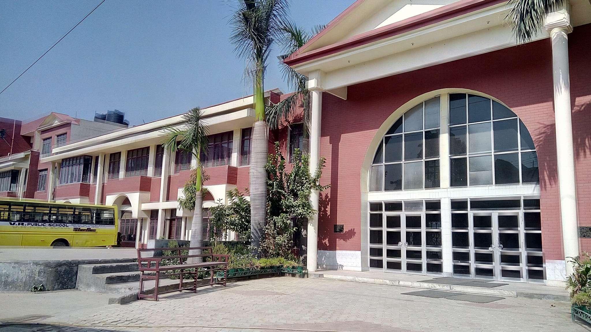 V R PUBLIC SCHOOL HOUSING BOARD BADDI HIMACHAL PRADESH 630077