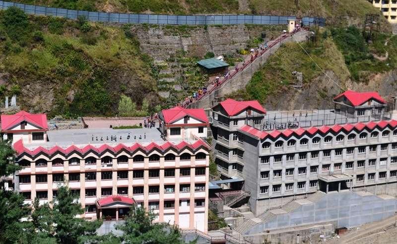 Sacred Heart Convent Fleur De LYS Dhalli Shimla 630151