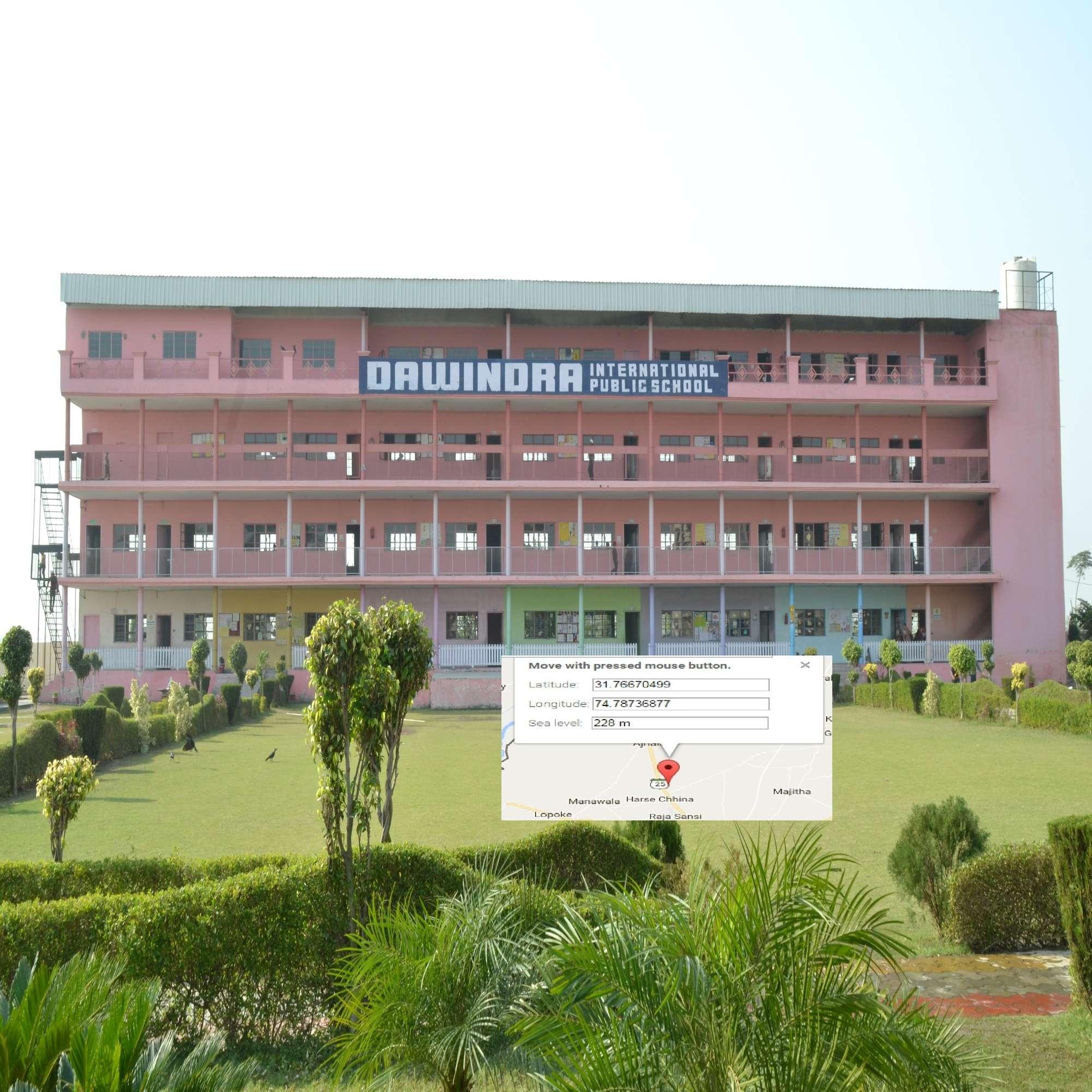 DAWINDRA INTERNATIONAL PUBLIC SCHOOL V P O BHALA PIND TEHSIL AJNALA 1630591