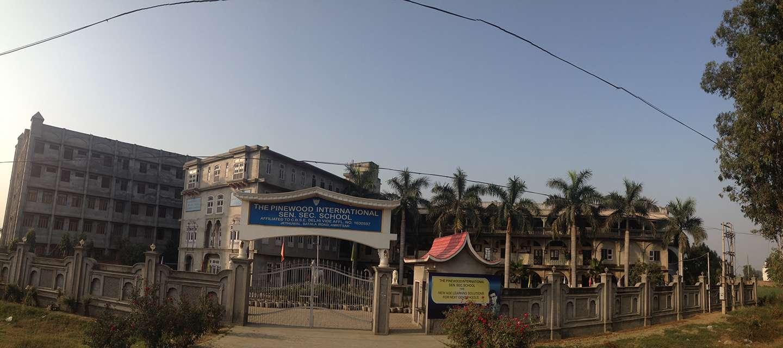 The Pinewood International Sen Sec School The Pinewood International Sen Sec School Village Jethuwal Batala Road Amritsar 1630597