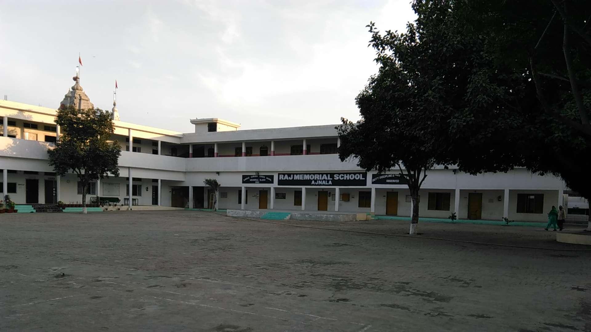 RAJ MEMORIAL SCHOOL AMRITSAR PUNJAB 1630945