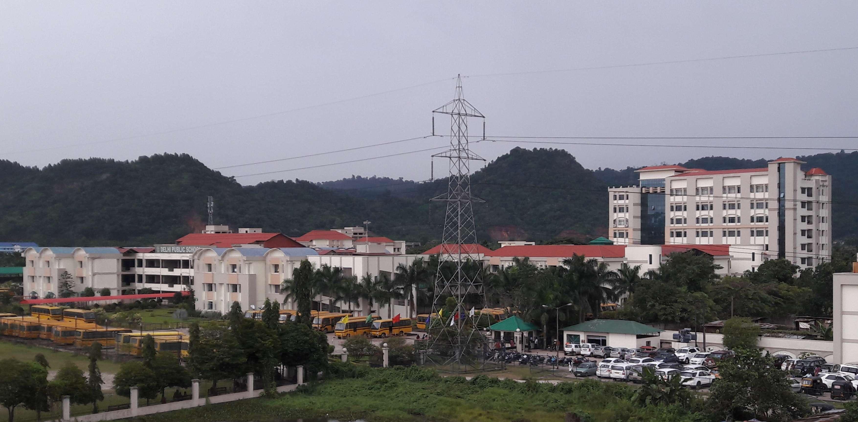 DELHI PUBLIC SCHOOL AHOMGAON ROAD TRUPATI BALAJI TEMPLE GUWAHATI ASSAM 230049