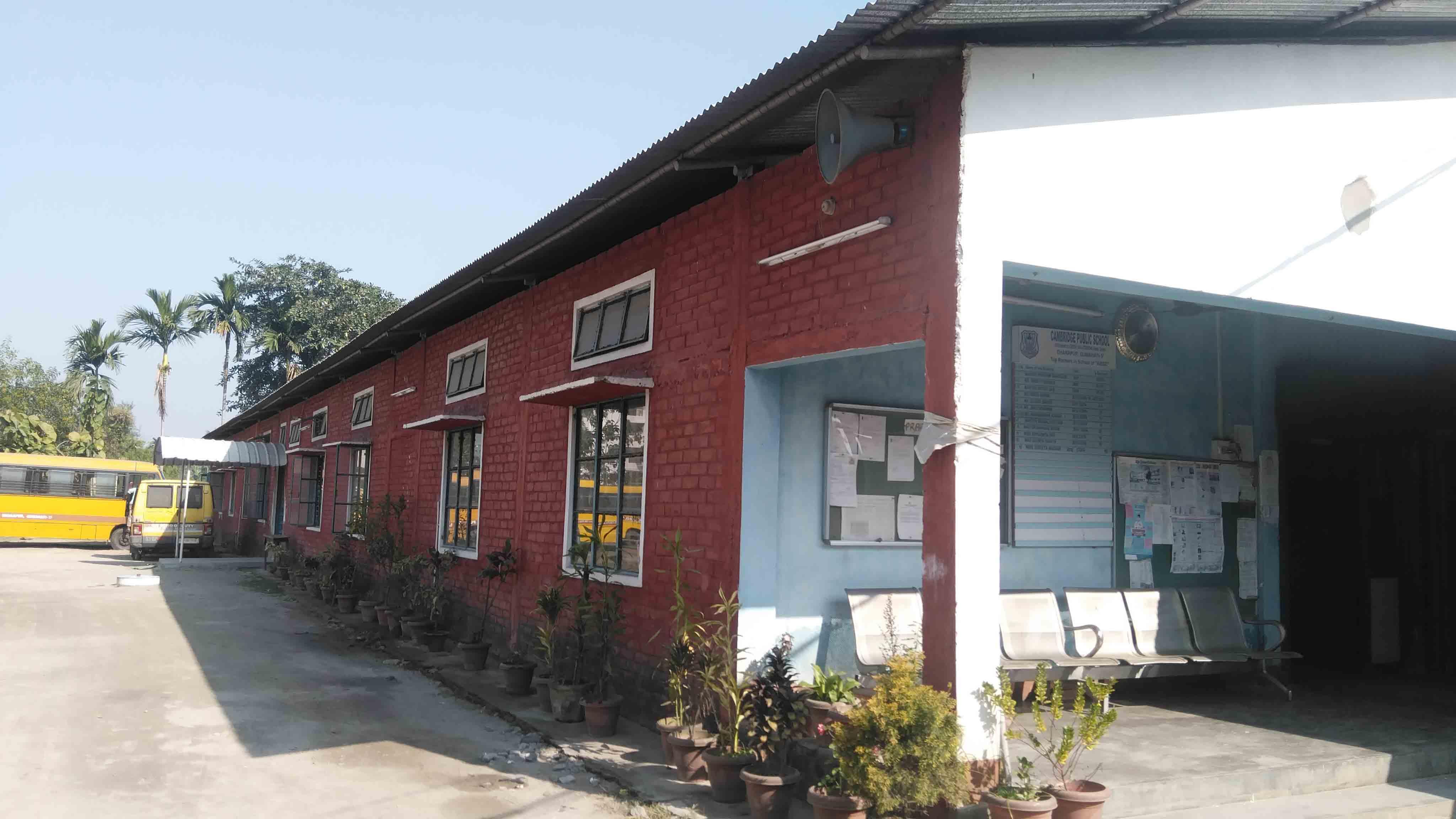 CAMBRIDGE PUBLIC SCHOOL BARIPARA MALIGAON GUWAHATI ASSAM 230054