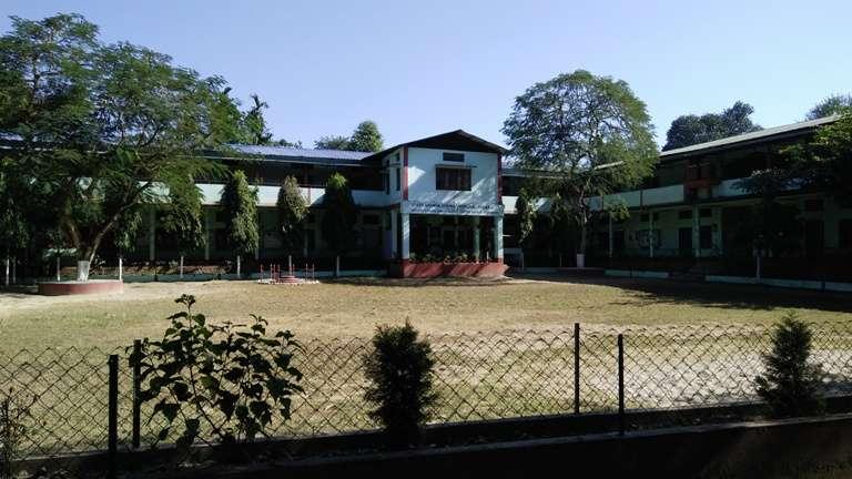 Vivekananda Kendra Vidyalaya Dhemaji Hatigarh Dist Dhemaji Assam 230074