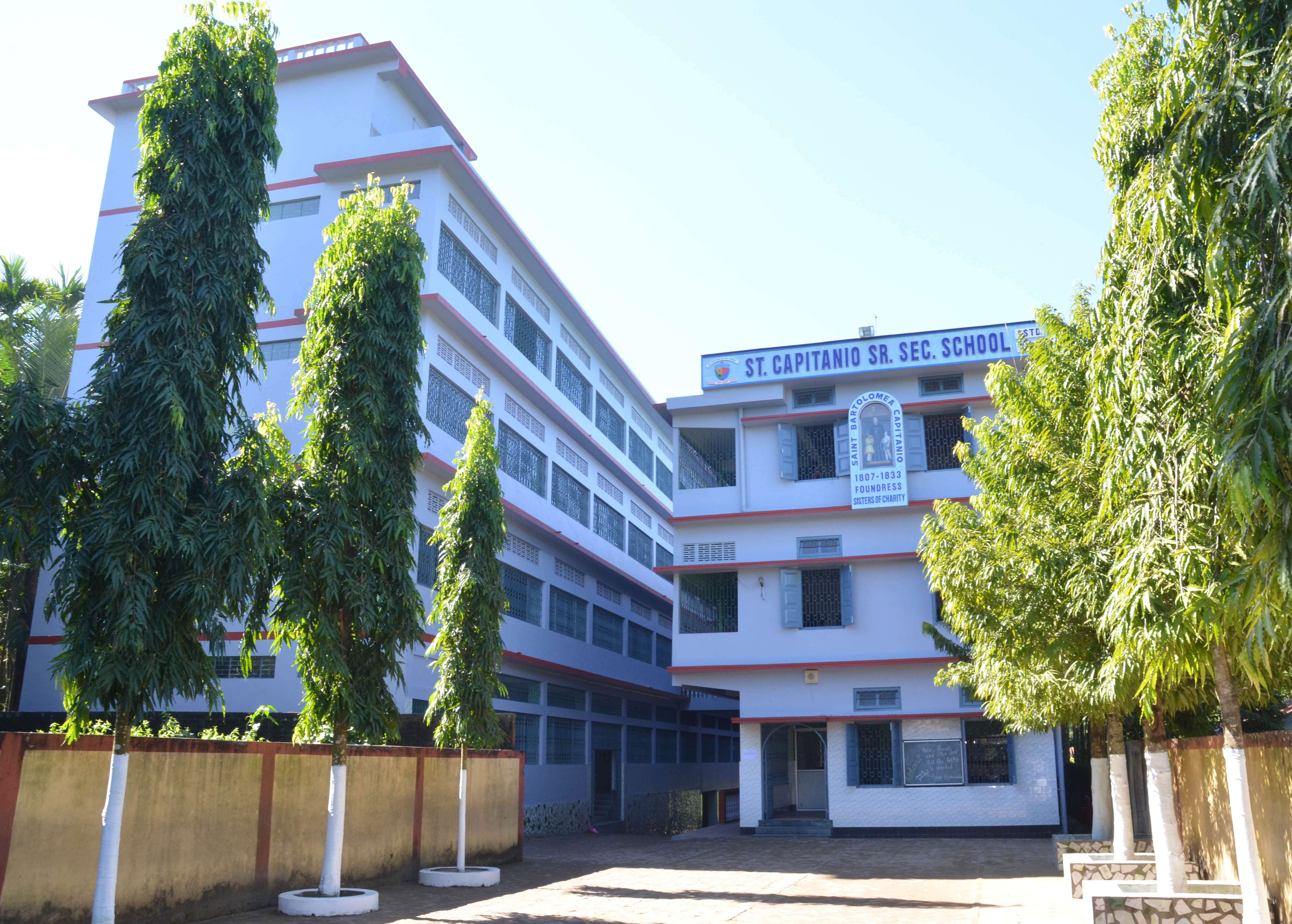 SAINT CAPITANIO SCHOOL KUARPAR PO REGIONAL ENGINEERING COLLEGE DISTT COCHAR SILCHAR 230080