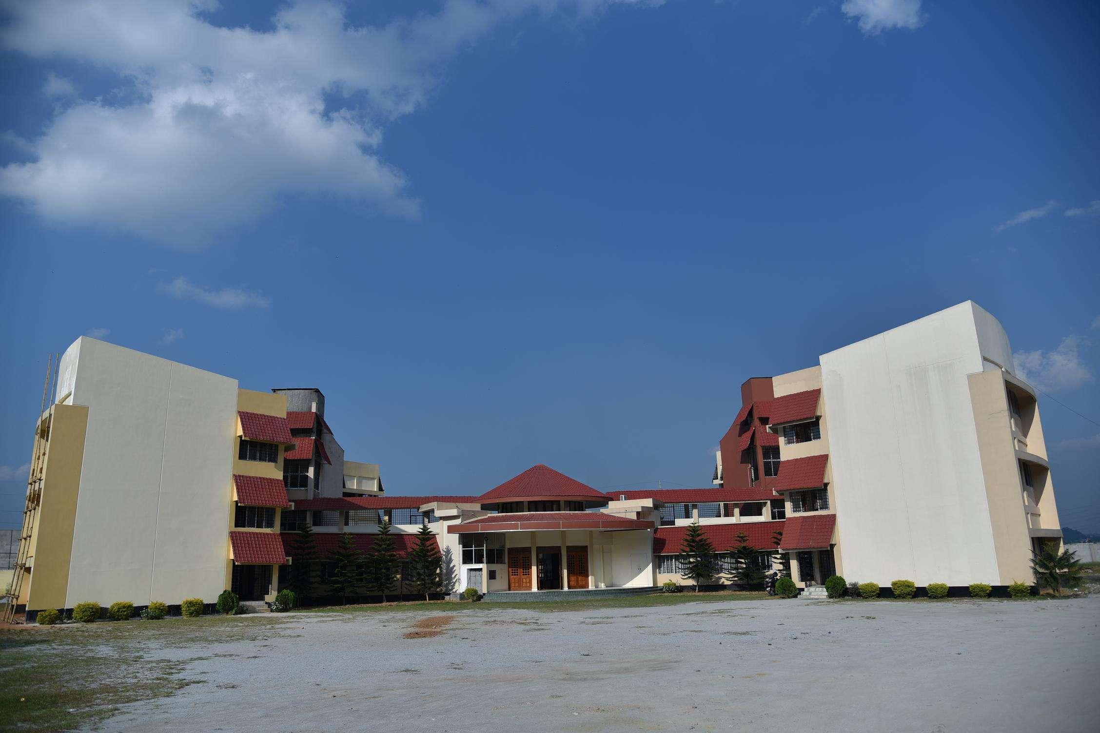 Holy Home Secondary School Pamohi Maghuapara Gorchuk 230124