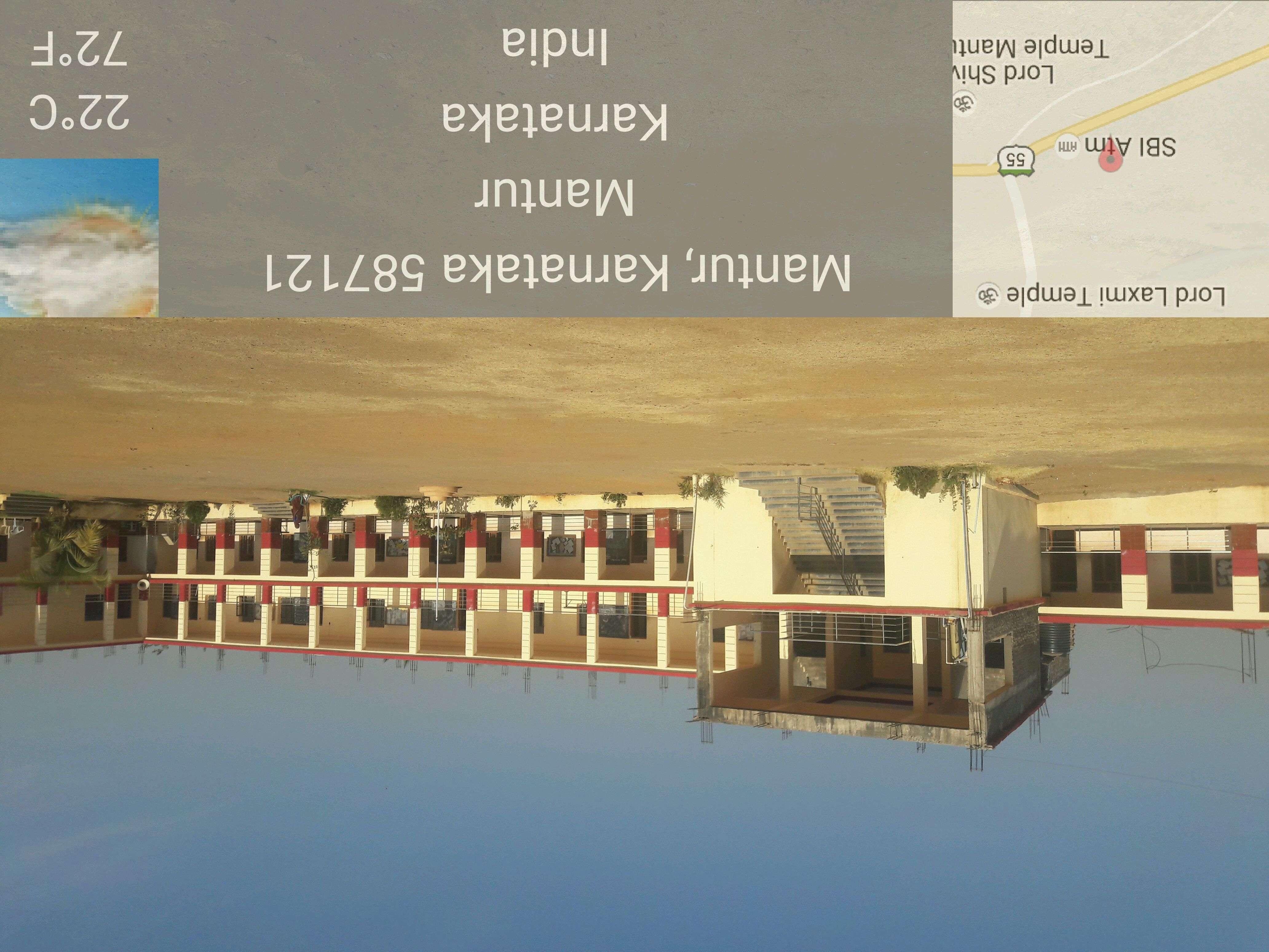 Smt KAMALABAI M NIRANI RESIDENTIAL SCHOOL MANTUR SMT KAMALABAI M NIRANI RESIDENTIAL SCHOOL MANTUR TQ MUDHOL DIST BAGALKOT 587 121 830402