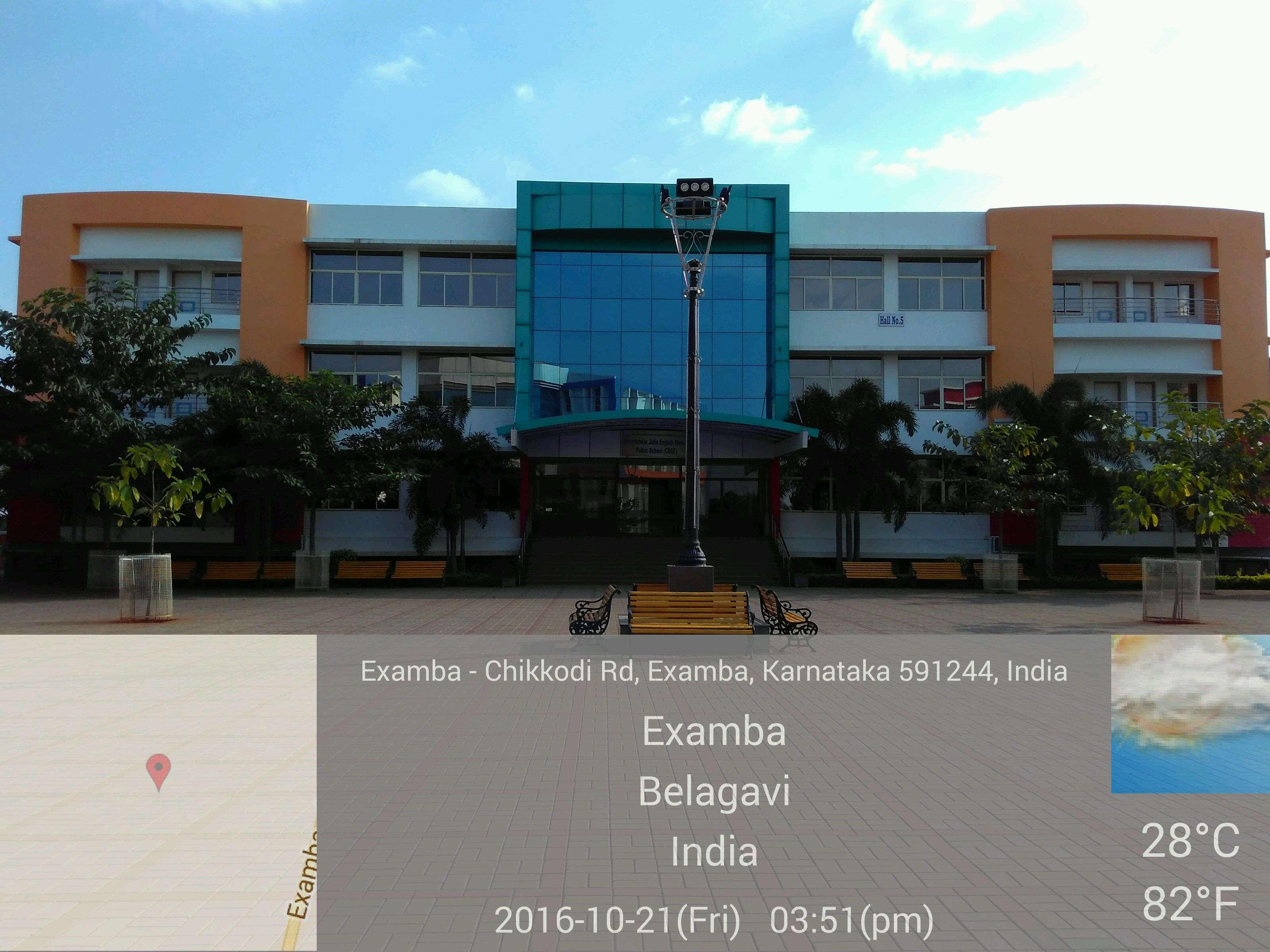 Shivshankar Jolle English Medium Public School Chikodi Examba Road Nanadi 830406