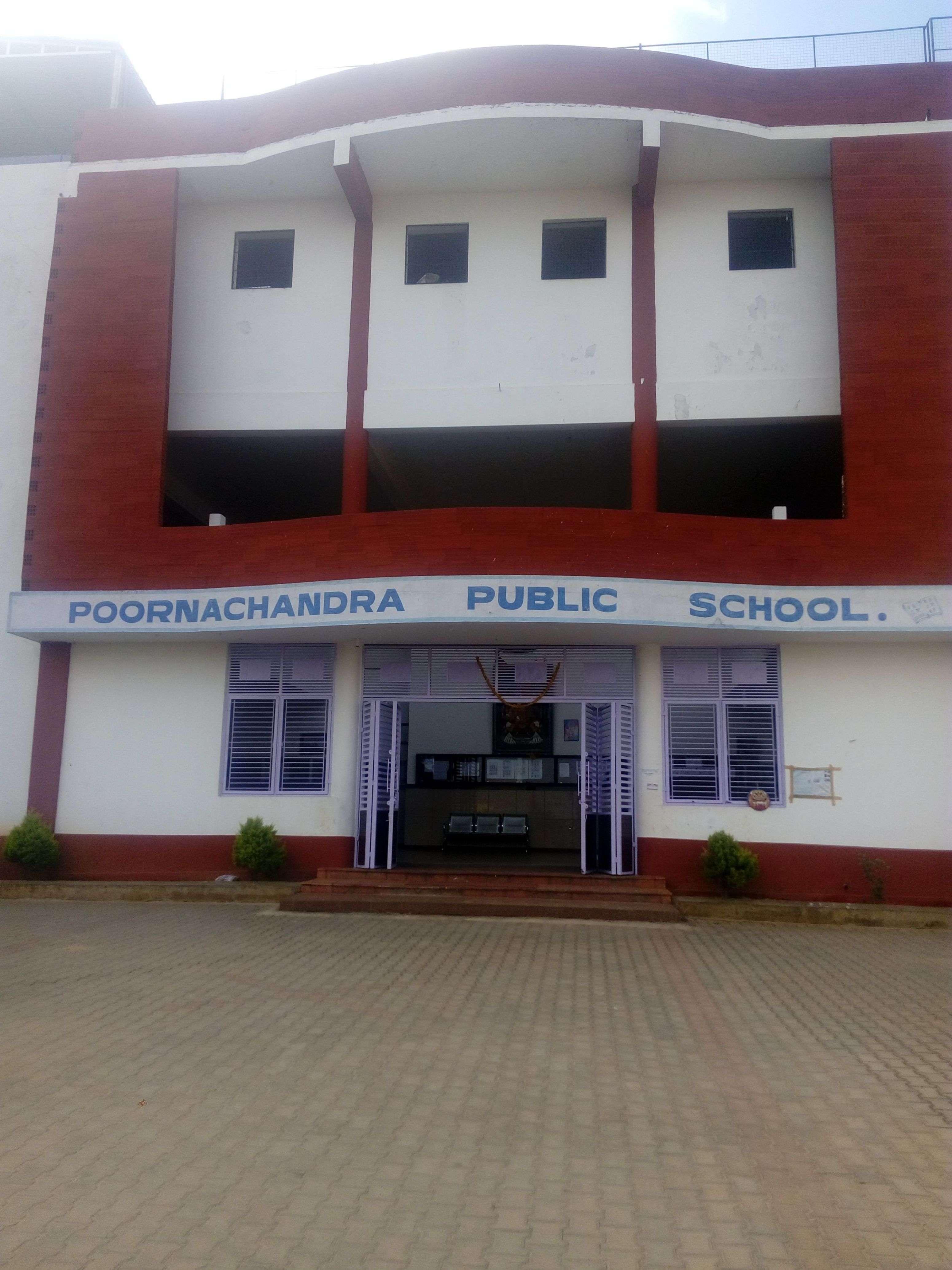POORNACHANDRA PUBLIC SCHOOL KUVEMPU NAGAR CHANNARAYAPATNA 830352