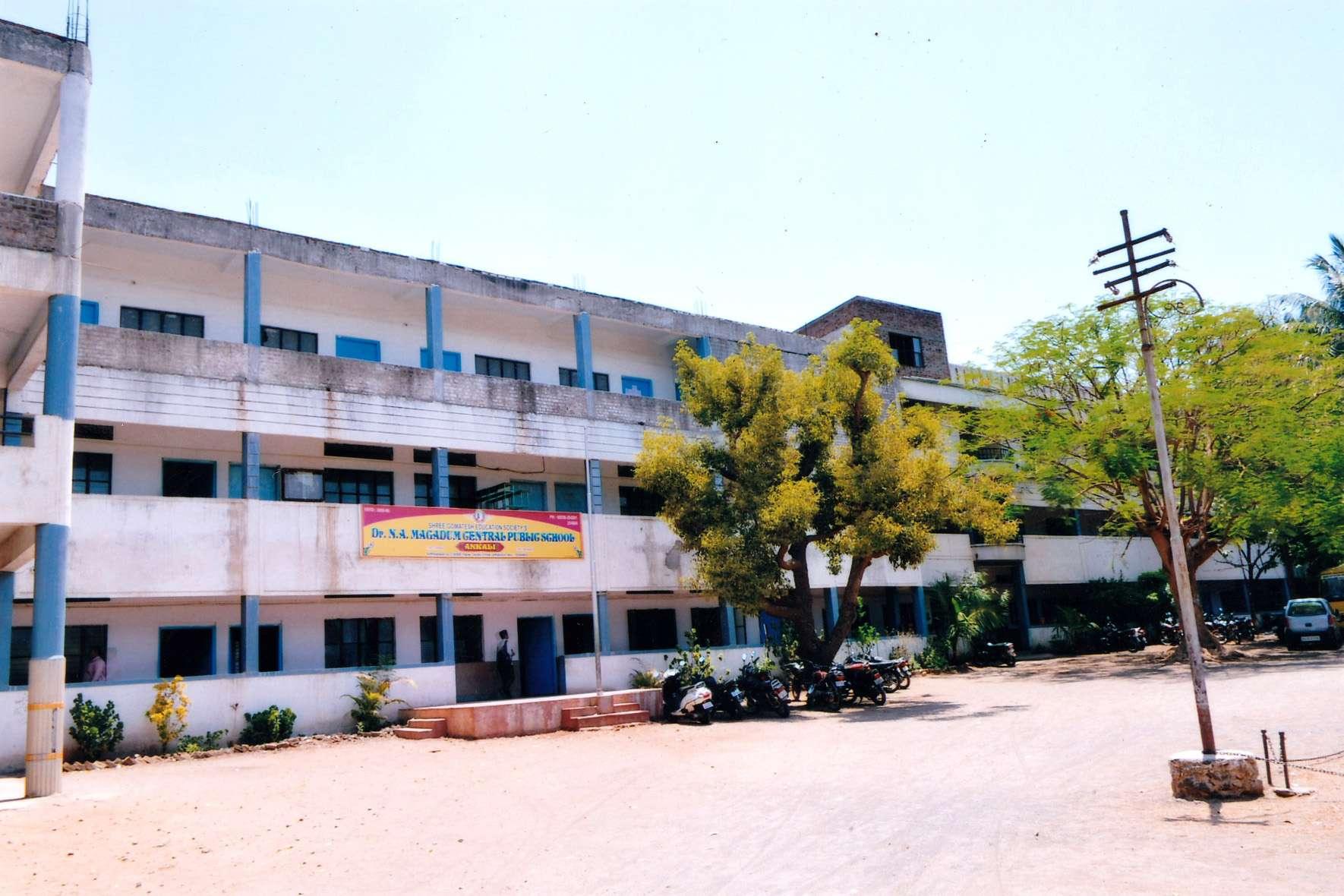 Dr N A Magadum Central Public School Ankali At Post AnkaliTal ChikodiDist Belgaum 830403