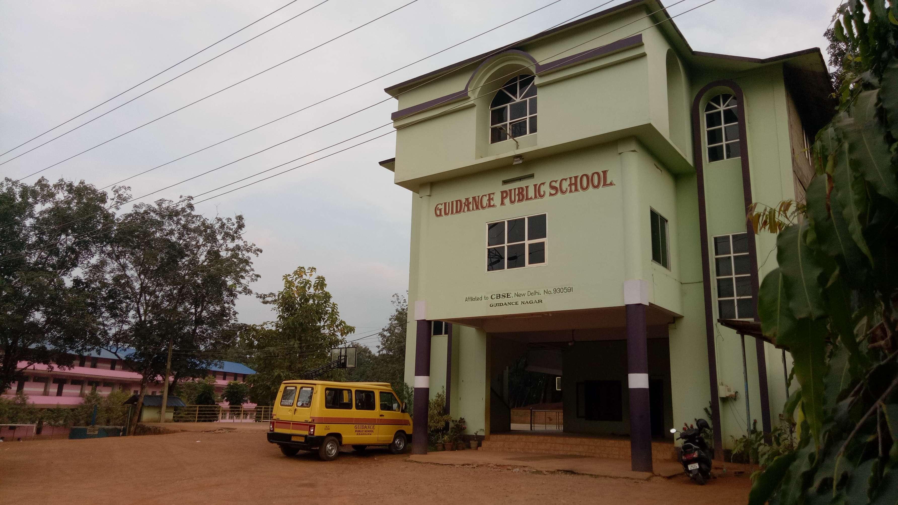 GUIDANCE PUBLIC SCHOOL PO MUNDA EDAKKARA MALAPPURAM DISTT