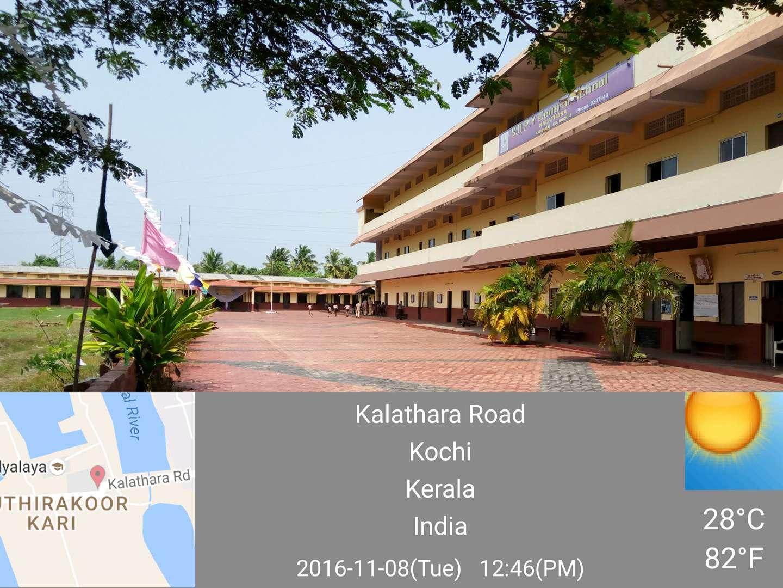S D P V CENTRAL SCHOOL KALOTHRA KANNAMALI KOCHI KERALA 930630