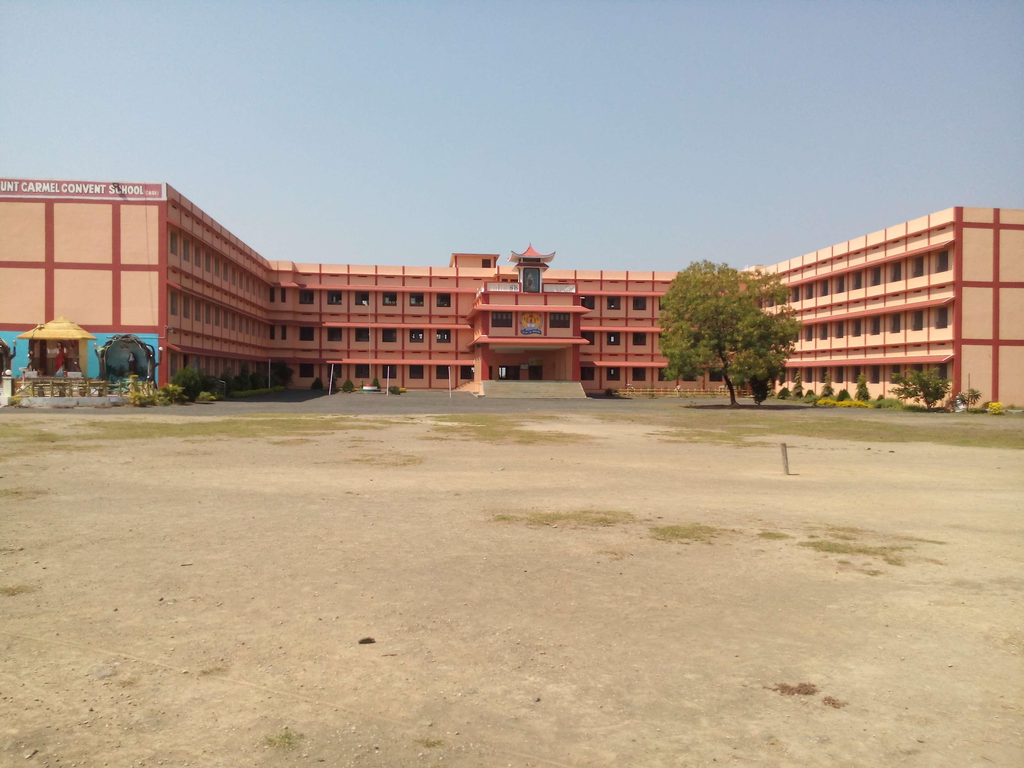 mount carmel convent school master colony,p o  samudrapur - The