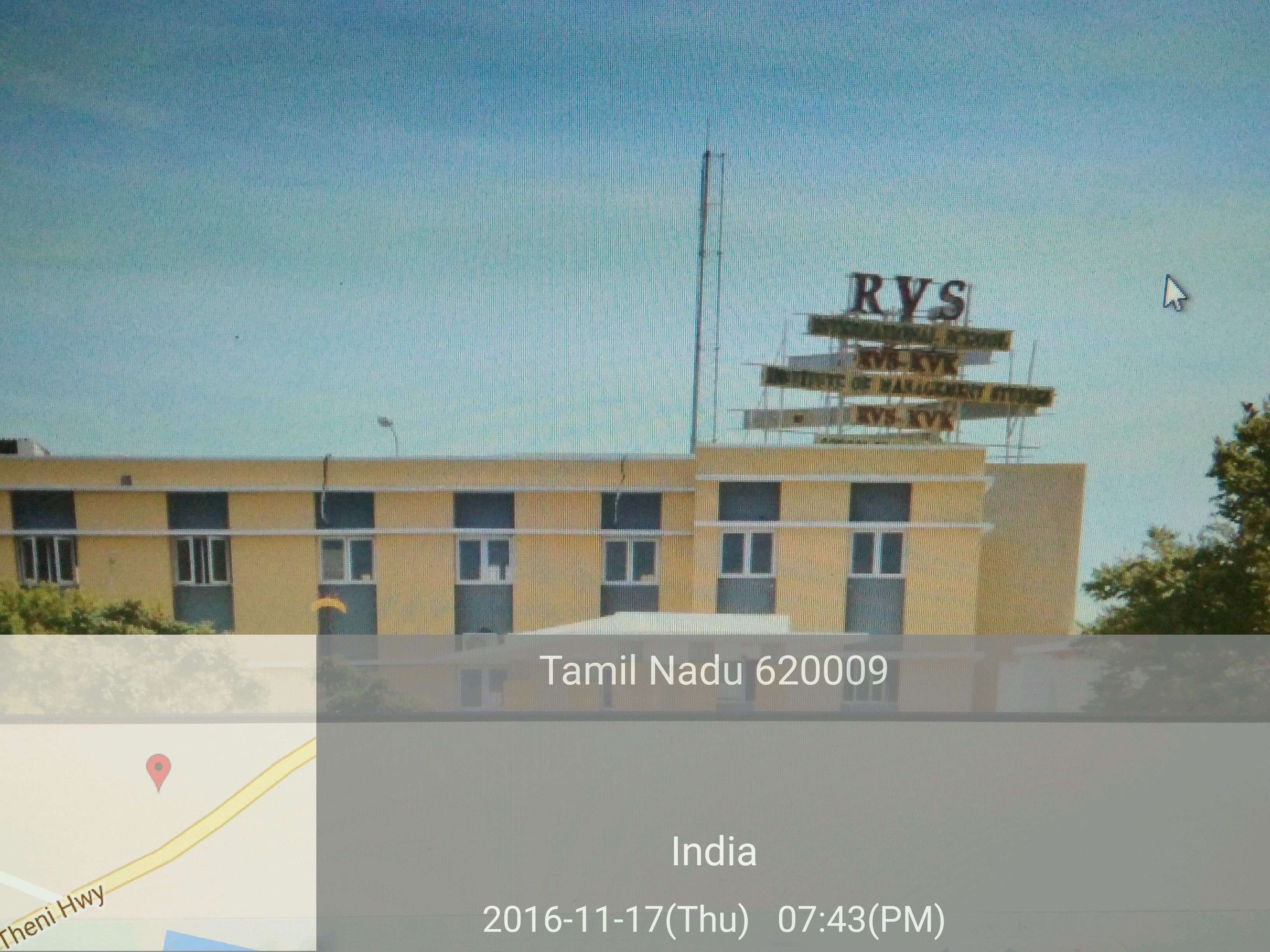 RVS INTERNATIONAL SCHOOL DINDIGUL, INNAMKULATHUR, TRICHY