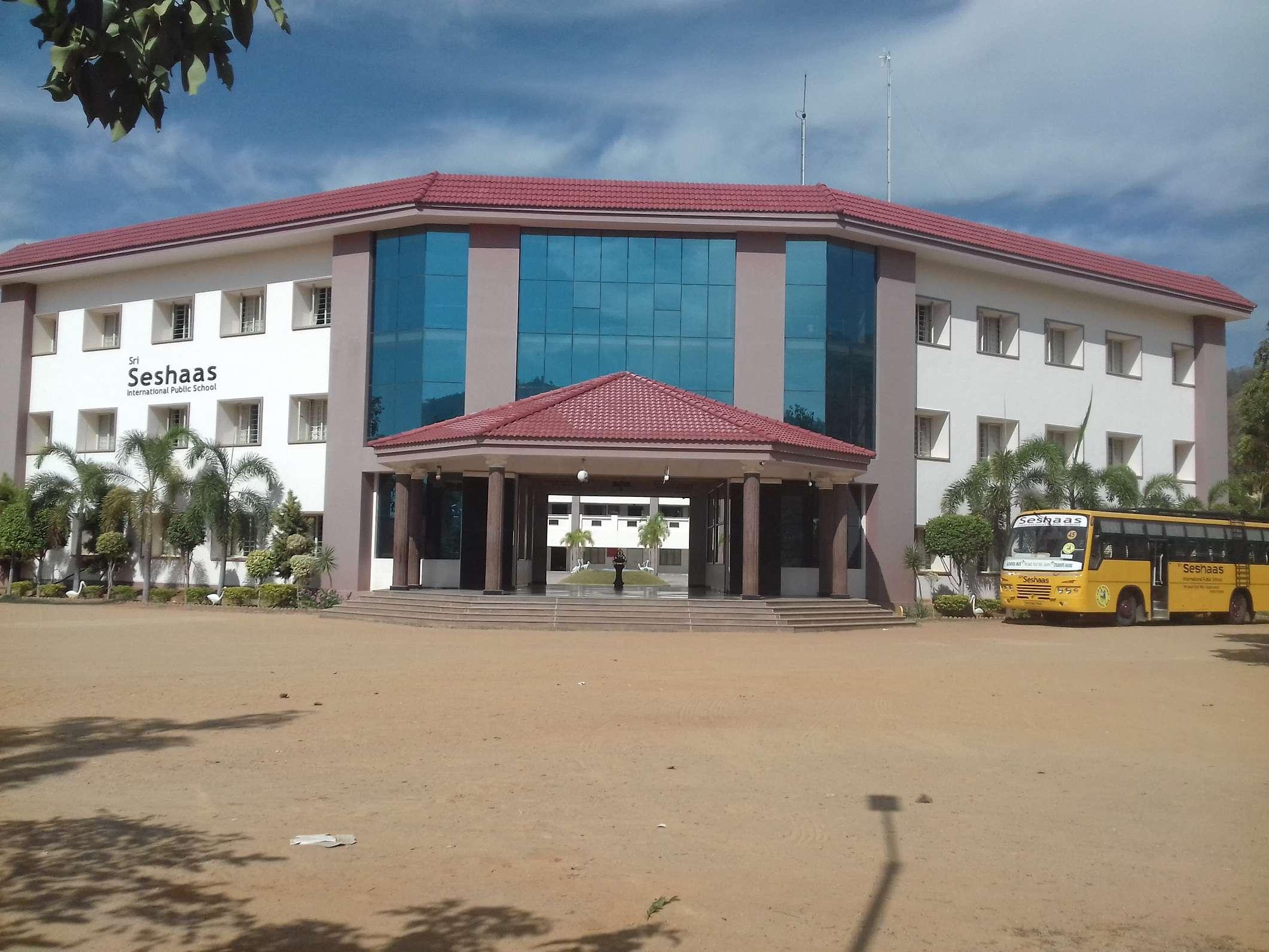 Sri Seshaas International Public School Yercaud Foot Hills Kondappanaickenpatti Salem 636 008 TN 1930300