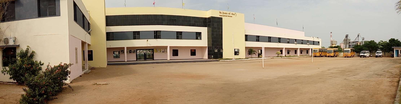 St Joan of Arc International School Thogamalai main road rear of modern mill Adhavathur po 1930310