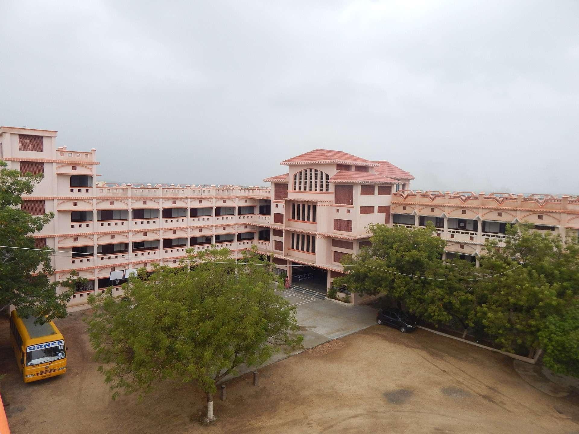 GRACE INTERNATIONAL SCHOOL 9 277 GRACE NAGAR BHAVANI KAVINDAPADI ROAD ELAVAMALAI POST ERODE 1930324